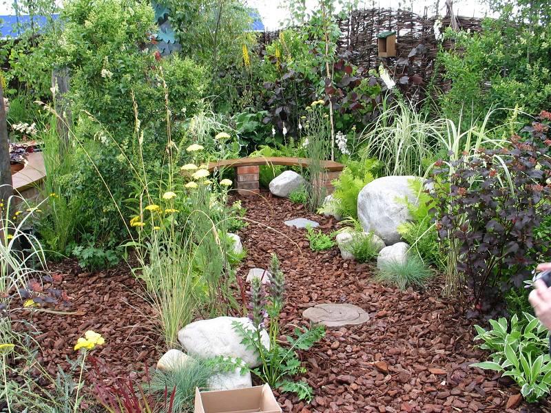 Gartenideen for Gartenideen vorgarten